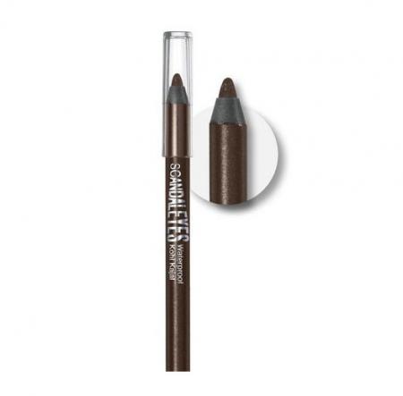 Creion de ochi Rimmel London Scandal' Eyes Waterproof Kohl Kajal 24H, 003 Brown1