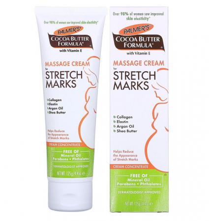Crema Concentrata de Masaj Impotriva Vergeturilor Palmer's Stretch Marks Cocoa Butter Formula, 125 g