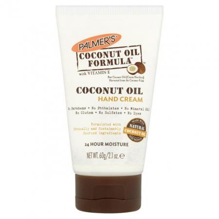 Crema de maini regenatoare cu Ulei de Cocos Raw, PALMER'S Coconut Oil Formula, Vitamina E, 60 g