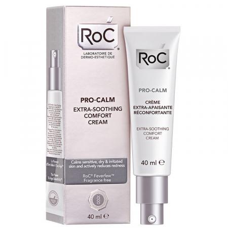 Crema Reparatoare RoC Pro-Calm Extra-Soothing Comfort Cream, 40 ml