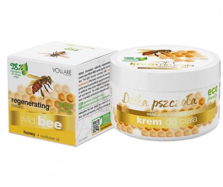 Set Albina Salbatica, 98% Ingrediente Naturale, VOLLARE cu Crema ten si Crema corp, 50 ml x 225 ml