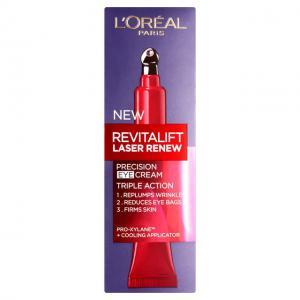 Crema contur ochi anti-rid L'Oreal Paris Revitalift LASER RENEW, cu Acid Hyaluronic, 15 ml2