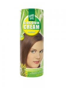 Crema Nuantatoare de Par HennaPlus Colour Cream - Hazelnut 6.35