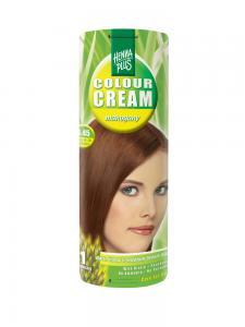 Crema Nuantatoare de Par HennaPlus Colour Cream - Mahogany 6.45