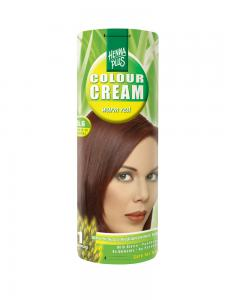 Crema Nuantatoare de Par HennaPlus Colour Cream - Warm Red 5.6
