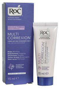 Crema ROC Multi Correxion Hidratanta Anti-rid 5 in 1 - 15 ml