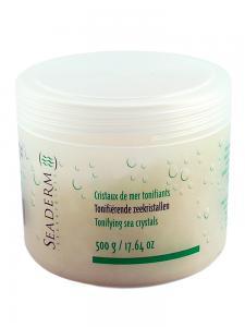 Cristale De Baie Tonifiante Seaderm - 500 gr