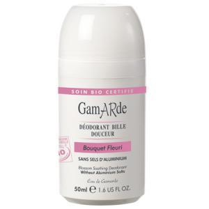 Deodorant Roll-On BIO GamARde cu Aroma Florala - 50 ml