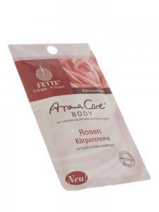 Crema de Corp DermaSel Aroma Care cu Petale de Trandafir - 30 ml