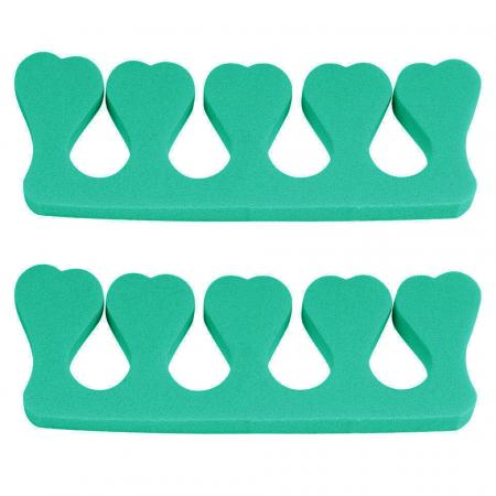 Despartitor degete pentru pedichiura, Urban Green