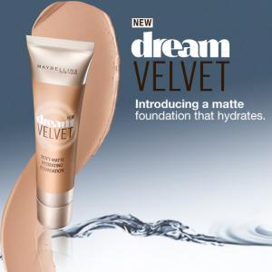 Fond De Ten Matifiant Maybelline Dream Velvet  Soft-Matte   21 Nude, 30ml1