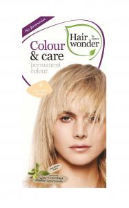 Vopsea De Par Fara Amoniac HennaPlus Hair Wonder-9 Very Light Blond