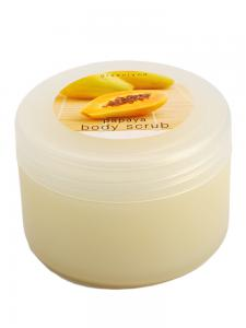 Exfoliant de Corp Greenland cu Papaya - 250 ml