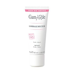 Exfoliant Facial Delicat BIO GamARde pt Ten Sensibil - 40 gr