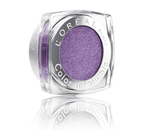 Fard de pleoape L'Oreal Color Infallible Iridescent Finish - 005 Purple Obsesion, 3.5g
