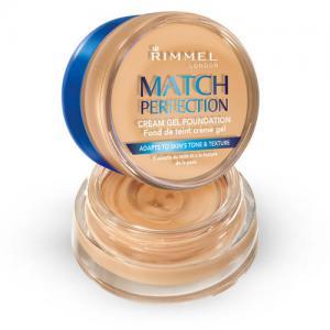 Fond De Ten Rimmel Match Perfection Cream Gel-300 Sand