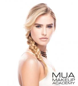 Foite iluminatoare Luxe Shimmer Sheet MUA Makeup Academy Professional - White Gold4