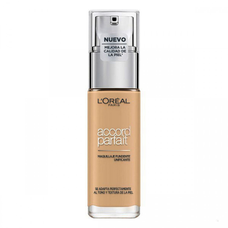 Fond De Ten L'Oreal Paris Accord Parfait, 4.N Beige, 30 ml0