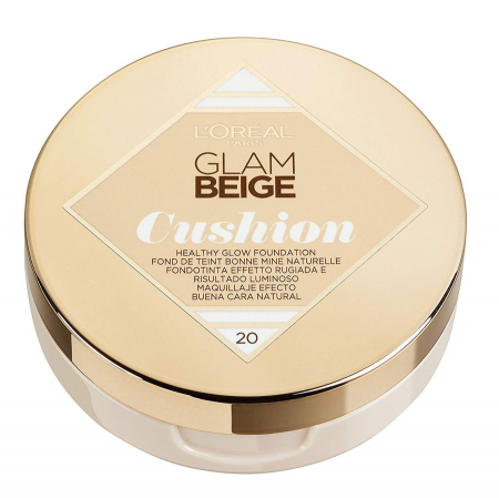 Fond de ten L'Oreal Paris Glam Beige Cushion, 20, 14.6 g