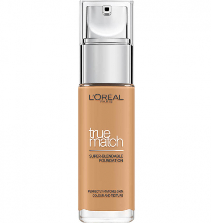 Fond De Ten L'Oreal Paris True Match Super Blendable -  5.5 D/5.5 W Golden Sun, 30 ml