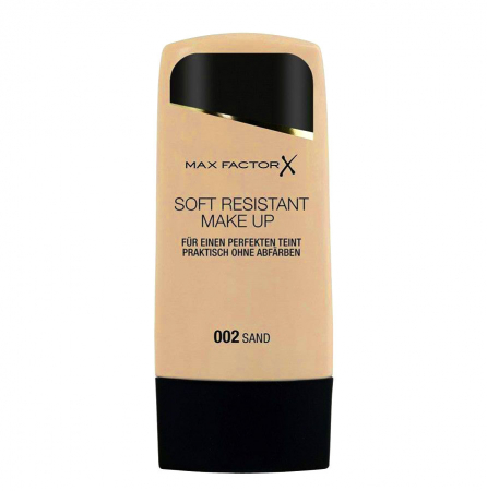 Fond de Ten MAX FACTOR Soft Resistant Make Up, 002 Sand, 35 ml