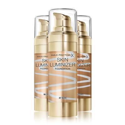 Fond De Ten MAX FACTOR Skin Luminizer Miracle Foundation - 47 Nude, 30ml1