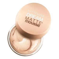​ Fond De Ten MAYBELLINE DREAM MATTE MOUSSE 012 Fair Ivory, 18 ml