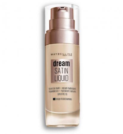 Fond de ten Maybelline New York Dream Satin SPF 13, 20 Cameo, 30 ml