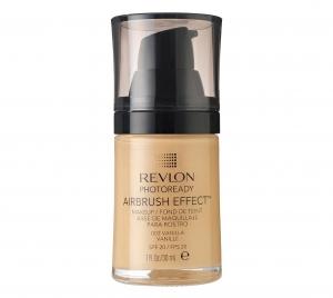 Fond De Ten Revlon Photoready Airbrush Effect - 002 Vanilla, 30 ml