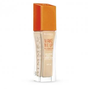 Fond de Ten Rimmel Wake Me Up - 100 Ivory, 30 ml