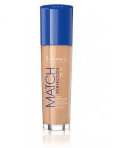 Fond De Ten Rimmel Match Perfection - 203 True Beige, 30 ml0