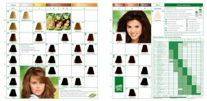 Vopsea de Par HennaPlus Long Lasting Colour - Chocolate Brown 5.351