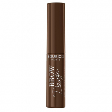 Gel pentru Sprancene Bourjois Paris Brow Design Styling Gel, 002 Chatain, 5 ml