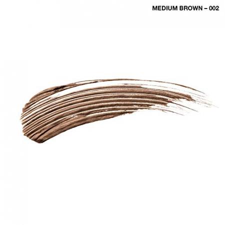 Gel pentru Sprancene Rimmel London Brow This Way, 002 Medium Brown, 5 ml1