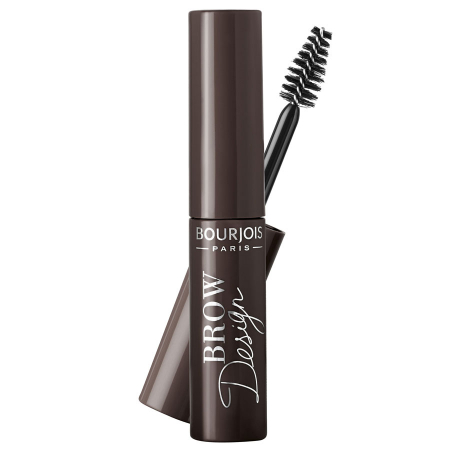 Gel pentru Sprancene Bourjois Paris Brow Design Styling Gel, 003 Brun, 5 ml