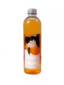 Gel de Dus VILLAGE COSMETICS cu Extract de Portocala - 250 ml