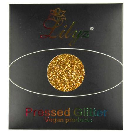 Glitter ochi Lilyz Pressed Vegan Glitter, Flawless, 1.5 g1