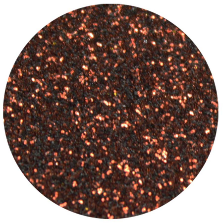 Glitter ochi Lilyz Pressed Vegan Glitter, Love Chocolate, 1.5 g