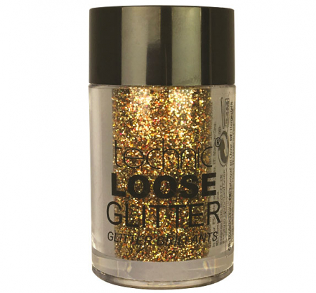 Glitter ochi pulbere TECHNIC Loose Glitter, Gulf Coast