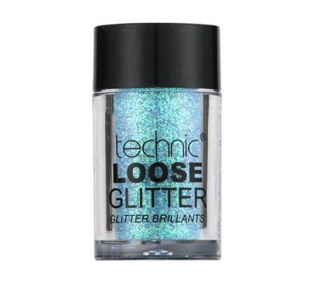 Glitter ochi pulbere TECHNIC Loose Glitter, Cape San Blas