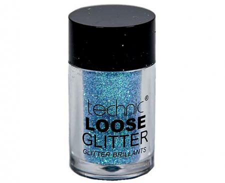 Glitter ochi pulbere TECHNIC Loose Glitter, Cape San Blas2