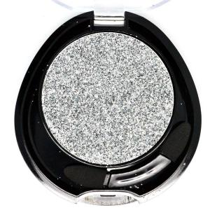 Glitter Multifunctional Meis New Attractive Color - 02 Brilliant Silver, 4.5g