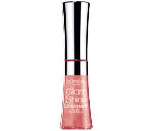 Gloss L'oreal Glam Shine Diamant - 167 Coral Carat