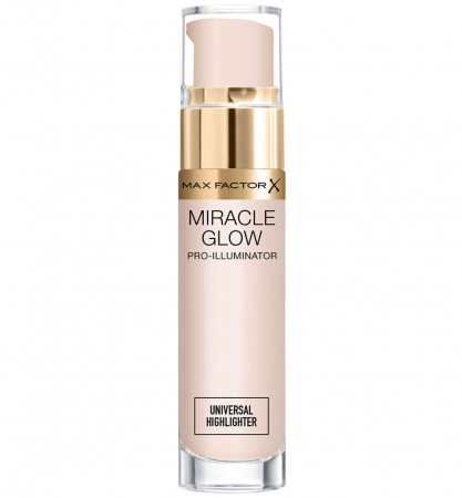 Iluminator MAX FACTOR Miracle Glow Pro Illuminator, Universal Highlighter, 15 ml