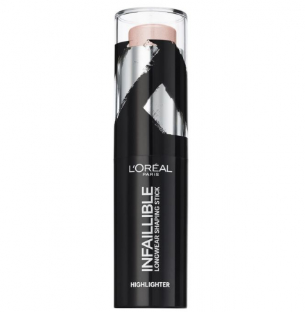 Iluminator L'Oreal Paris Infaillible Longwear Shaping Stick, 503 Slay In Rose, 9 g1