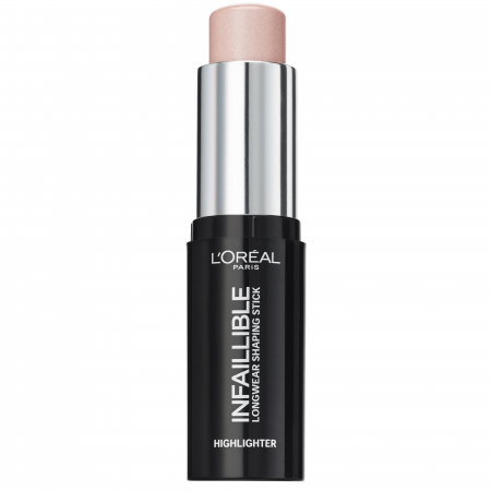 Iluminator L'Oreal Paris Infaillible Longwear Shaping Stick, 503 Slay In Rose, 9 g