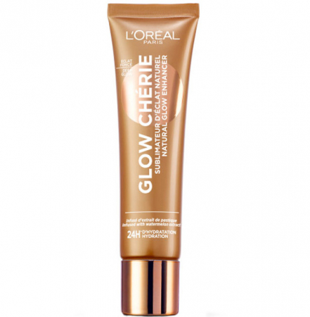 Iluminator lichid L'Oreal Paris Glow Cherie Highlighter, Deep Glow, 30 ml