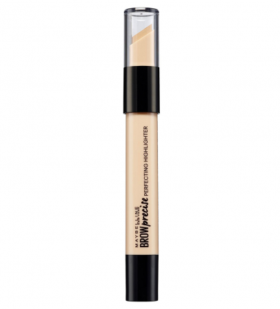 Iluminator pentru sprancene MAYBELLINE Brow Precise Perfecting Highlighter, 02 Medium0