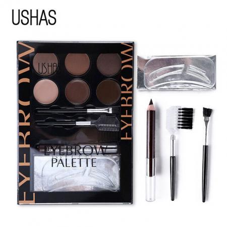 Kit Complet Pentru Definirea Sprancenelor Ushas - 021