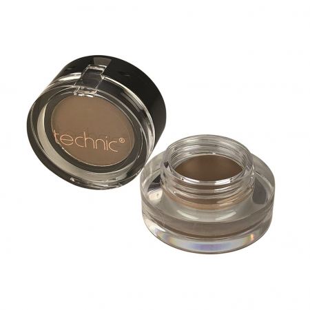 Kit pentru sprancene TECHNIC Brow Pomade & Powder Duo, Light, 3 g + 1.8 g0